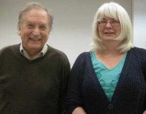 Clive & Sue