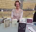 Claire Fuller at HWS Book Fair
