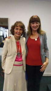 Della Galton and Barbara