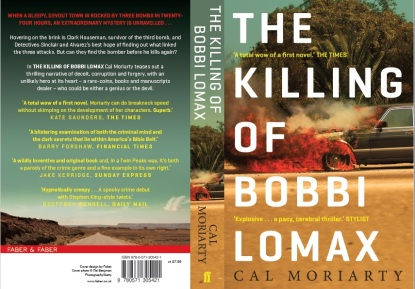 Cal Moriarty bk cover