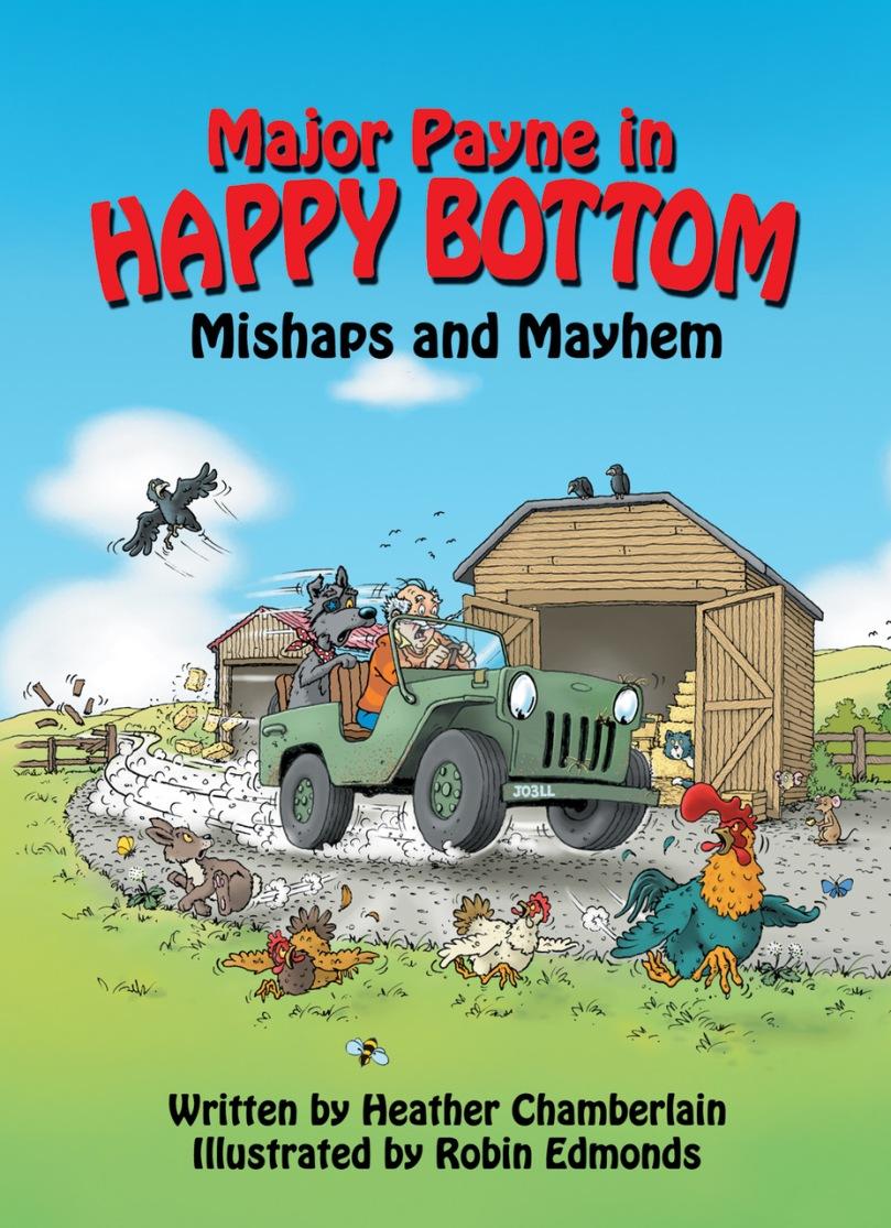 Mishaps and Mayhem-1