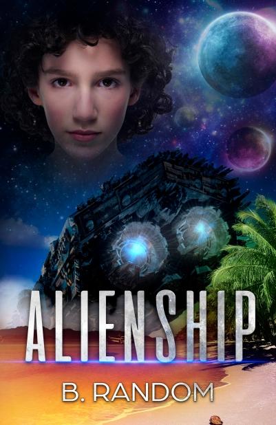 Alienship Gill Hollands