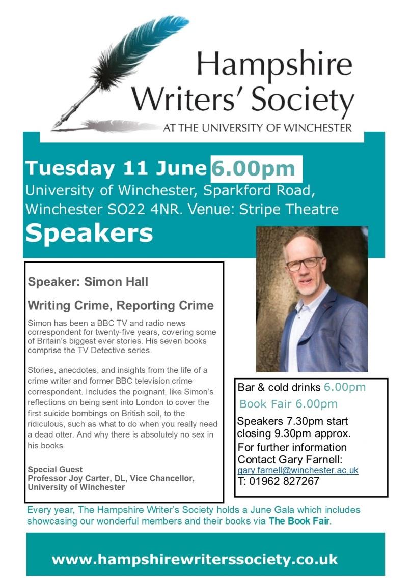 June Speakers[3064]
